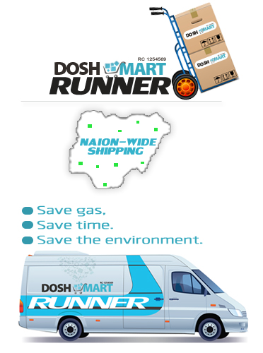 Doshmart Delivering Service
